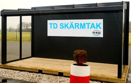 TD Skärmtak bild