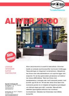 Aliver2000 frontsida